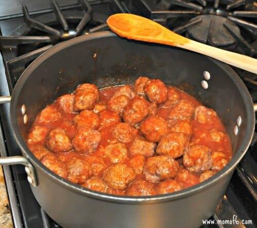 Sweet & Sour Meatballs2