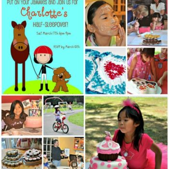 12 Awesome Birthday Party Ideas for Girls!