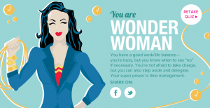 What Kind of Super Hero Are You?