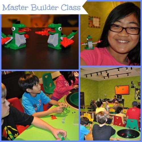 Legoland Master Bldr Class