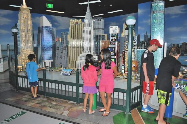 Legoland Westchester minicity
