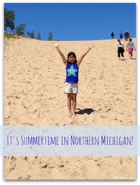 Summertime in Northern Michigan