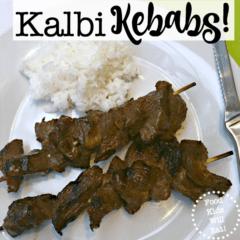 Kalbi Kebabs