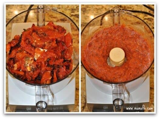 Roasted Tomato Suace