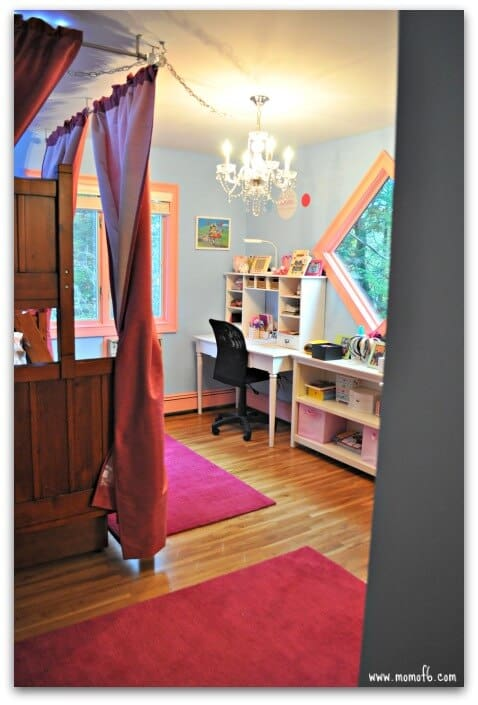 Girls Room Makeover- rugs