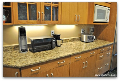 Kitchen Countertops- After1