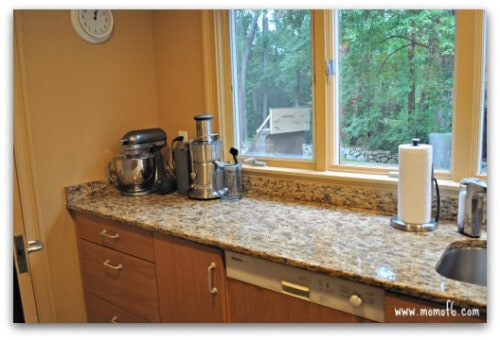 Kitchen Countertops- After2