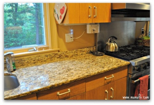 Kitchen Countertops- After3