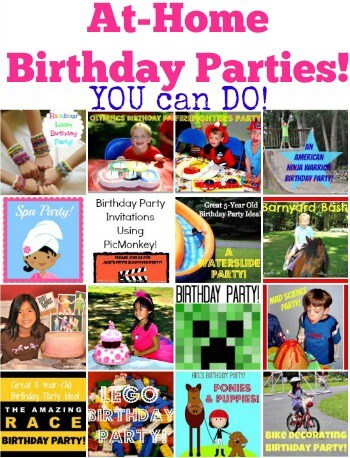 Great Year Old Boy Birthday Party Idea Backyard Campout