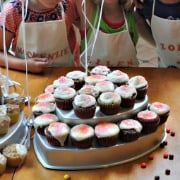Great Birthday Party Idea for An 8-Year Old Girl: A Cupcake Wars Birthday Party!