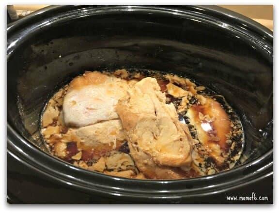 Chicken Fried Rice- chicken