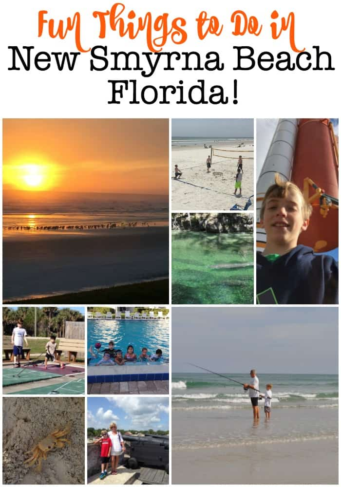 Fun Things To Do In New Smyrna Beach A Perfect Family Destination