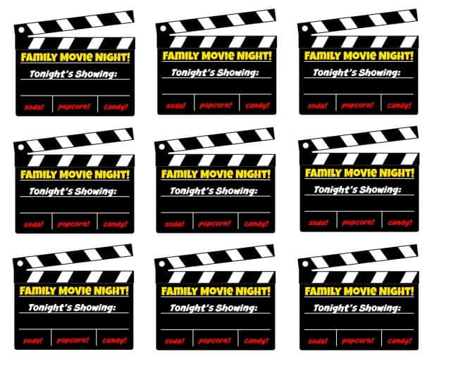 We're Bringing Back Family Movie Night! - MomOf6