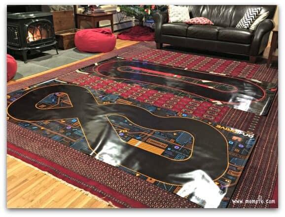 Race Car Party Set Up1