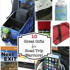 10 Great Travel Gifts for Road Trip Warriors!