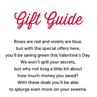 """It's time to celebrate """"Galentine's Day""""!"""