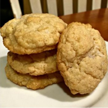 Sweet and Buttery Cookie Biscuits