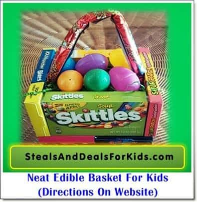 10 easter basket ideas for teens and tweens momof6 1 awesome easter basket ideas for teens made from candy negle Gallery