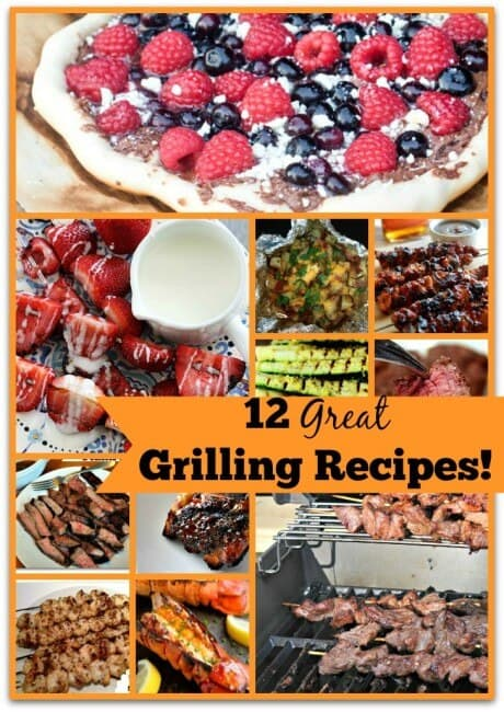 Now that we are enjoying warm days where leaves and flowers are emerging and everything feels so fresh and new again, it makes me want to get outside and start gardening and grilling! Here are 12 easy grilling recipes to make this spring!