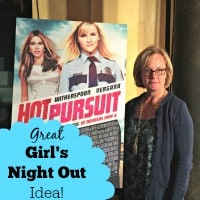Great Girls Night Out Idea: See Hot Pursuit!