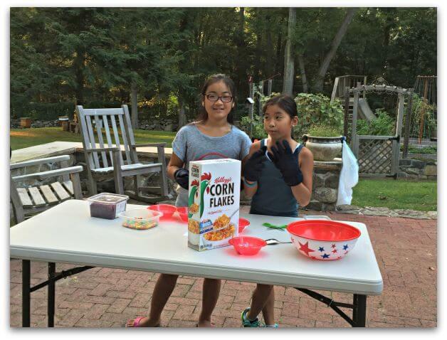 Cutthroat Kitchen birthday party sabotage the challenge