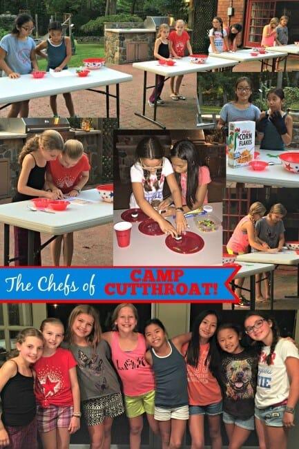 Cutthroat Kitchen birthday party favor