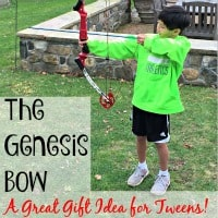 The Genesis Bow- A Great Gift Idea for Tweens! {And a Giveaway!}