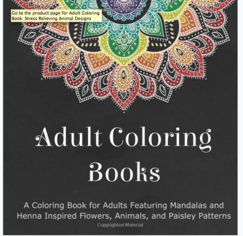 stocking stuffer ideas: adult coloring books
