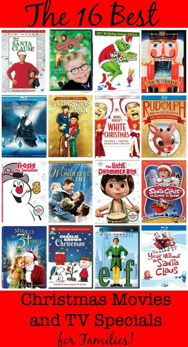 The 16 Best Christmas Movies and Specials for Families - MomOf6
