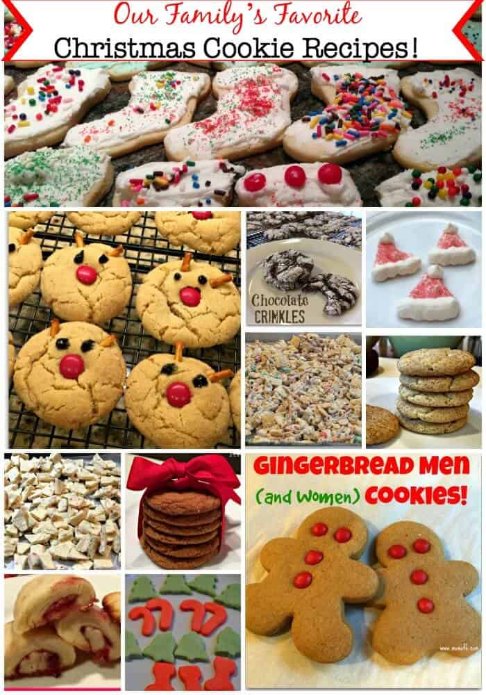 christmas cookies are a tradition in my home and i know i am raising the - Making Christmas Cookies
