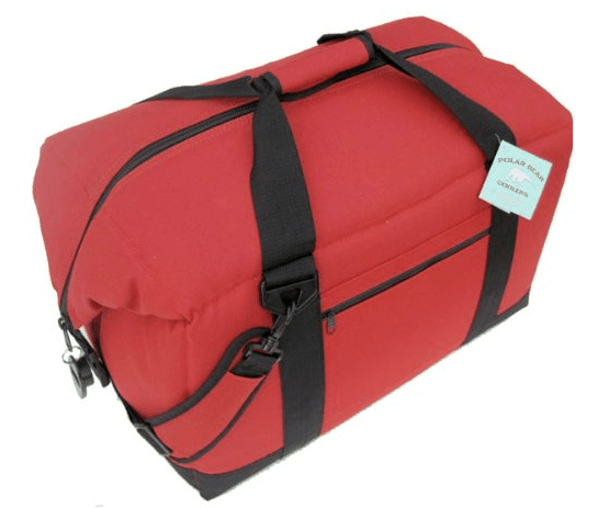 travel gifts: soft sided cooler