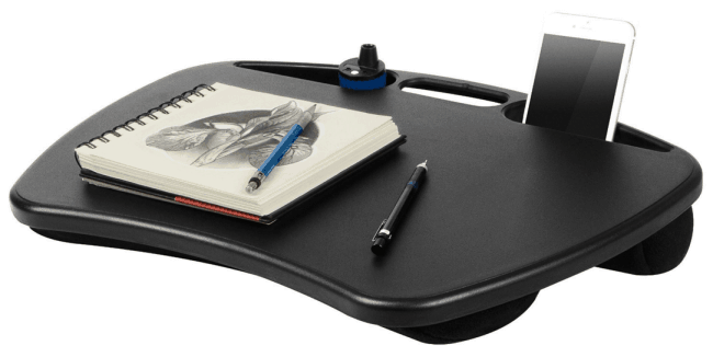 travel gifts: lap desk