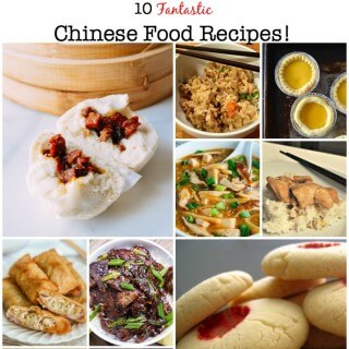 10 Ideas For Chinese New Year Food!