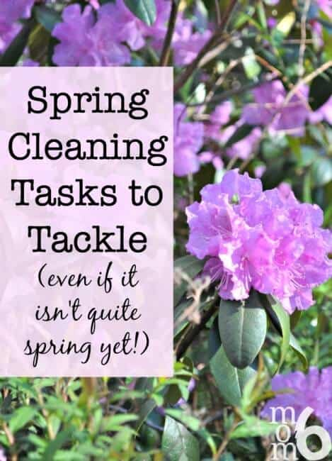 There's just something about these first warm sunny days of spring that makes you want to throw open the windows, air out your home, and welcome in the new season! So let's get ready to usher in spring with these 5 Spring Cleaning Tasks to Tackle Today! #WorkBetterWithFellowes #ad