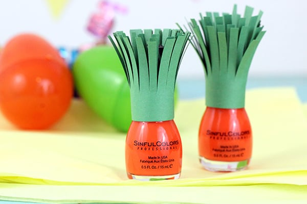 nail polish easter gift idea