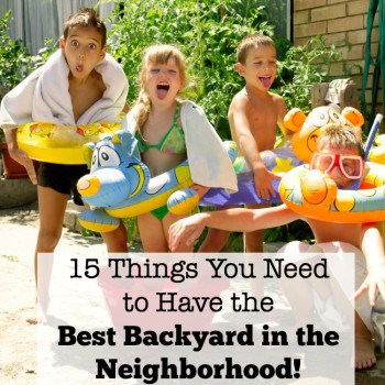 I've created an eBay Guide that give you all of the details on everything you need to have the best backyard in the neighborhood! From outdoor furniture, lighting, pillows, and bar carts to great games and activities for the kids! Stop by and check it out!
