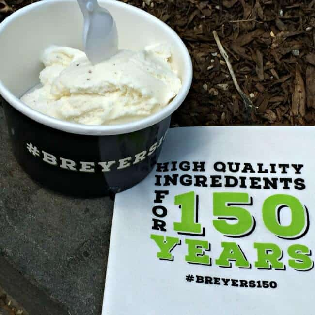 Breyers Event-cup