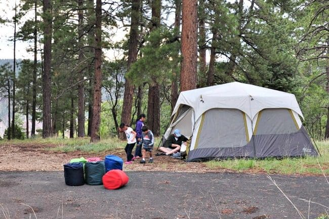 Camping with kids is a great and inexpensive way to travel and to explore all that a vacation destination has to offer! But I can tell you- it is a far more enjoyable family experience when you have right gear!
