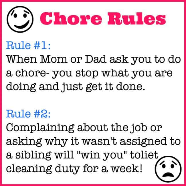 There are three tricks we can use to motivate our kids to tackle summer chores, recognize their own messes and take action to clean it up- and it doesn't involve nagging or begging! Ready?