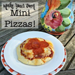 When I have the time, I love making pizza at home vs. ordering out for delivery. Especially when I can get my kids involved in making their own individual mini pizzas. This recipe for pizza dough comes together quickly and doesn't require time to rise, so you don't need to remember to start in advance (bonus!). And since this recipe makes enough dough for 12 mini pizzas- it's perfect for play dates or birthday parties too!