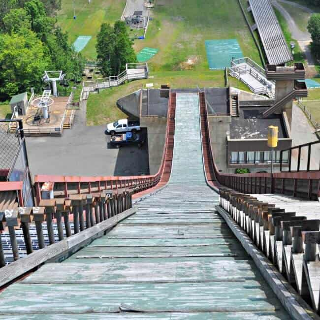 Lake Placid Olympic sites with kids
