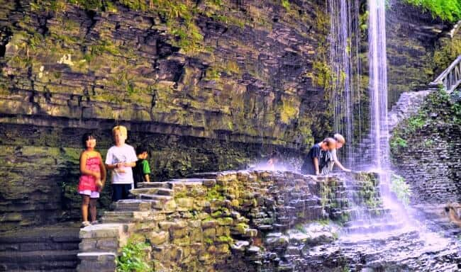 Some Of Our Favorite Family Road Trips Have Been To New York State Parks And