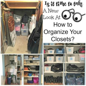 Is it Time to Take a New Look at How to Organize Your Closet?