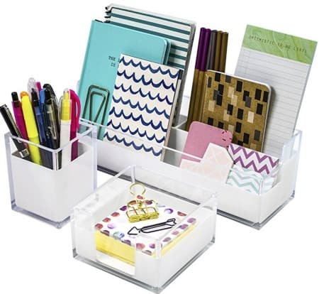 gift for the organized Mom: desk accessories