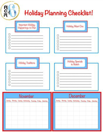 "I think that the key to having a stress-free holiday is to spend some time planning ahead. A few years ago I made the decision that I wanted to spend my holidays intentionally– doing the things that are important to my family and eliminating the holiday ""to-do's"" that were not adding to any personal joy. Using these holiday planning printables helps me to decide what is important to my family and how I can get it all done and still enjoy the holiday season!"