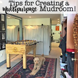 Tips for Creating a Multipurpose Mudroom