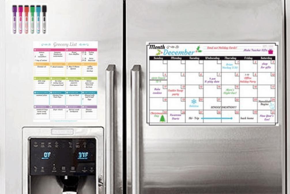 Electronic Calendar Planner : Screen shot at pm momof