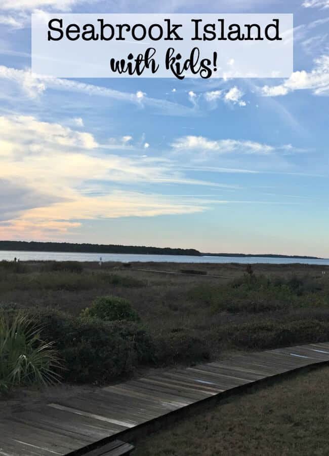 We are always looking for a fantastic family road trip destination for our family vacation- so we were thrilled to discover Seabrook Island, SC! Located on a barrier island and packed full of amenities- there is so much to do with kids of all ages!