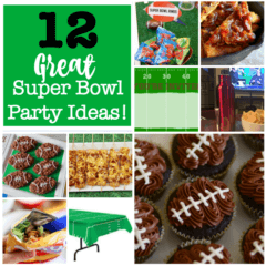 12 Great Super Bowl Party Ideas!