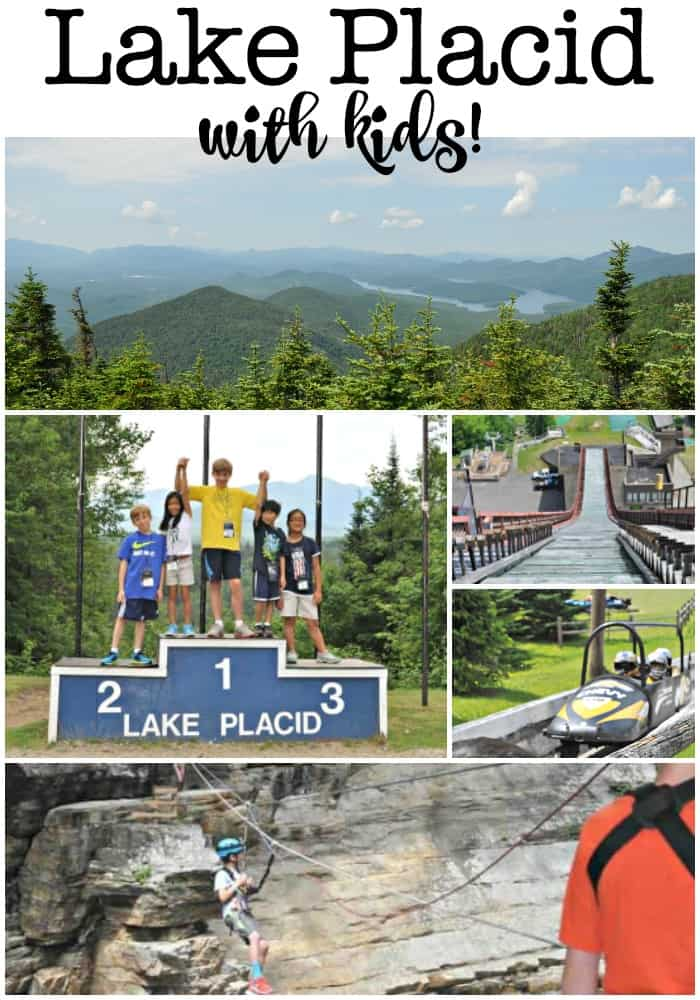 There are so many great things to do in Lake Placid (a gorgeous alpine village located in the heart of the Adirondack Mountains, and the site of the 1980 Winter Olympic games)- here are 7 you won't want to miss on your next family road trip!